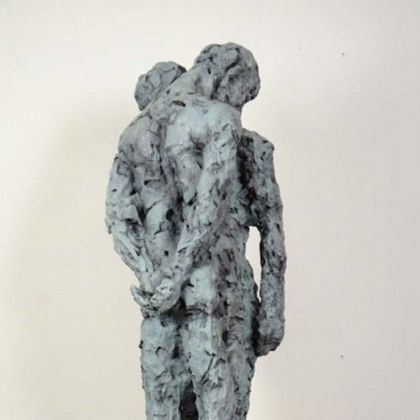 Anna Gillespie Let It Be Bronze Ed. of 6 81 x 29 x 25 cm.
