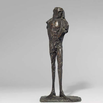Warrior II (1964), Bronze Ed.3 of 8 FCR134  h.45.7cm